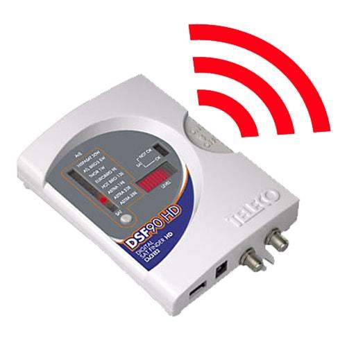 pointeur satellite teleco dsf90 pour antennes manuelles. Black Bedroom Furniture Sets. Home Design Ideas