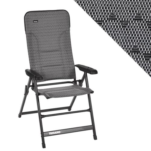 fauteuil aluminium matelass air cocoon trigano camping car caravane. Black Bedroom Furniture Sets. Home Design Ideas