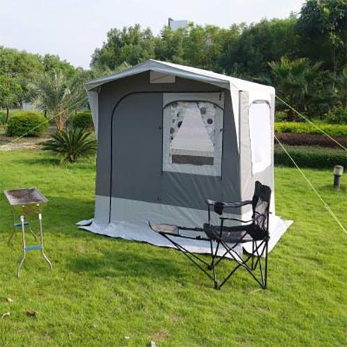 Tente cuisine summerline eden 200 x 200 id al en camping car for Tente cuisine camping