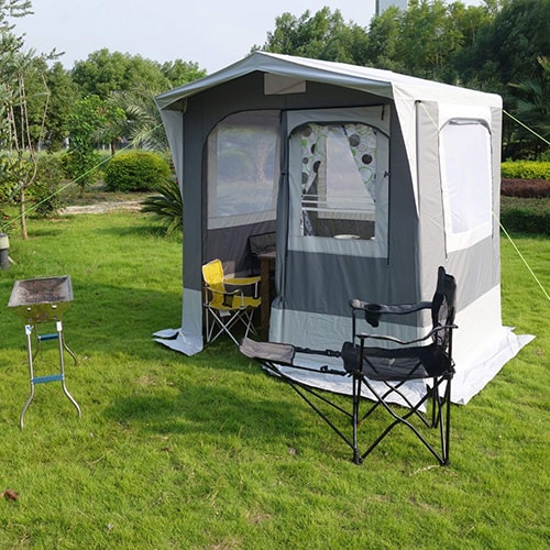 tente cuisine summerline eden 200 x 200 id al en camping car. Black Bedroom Furniture Sets. Home Design Ideas