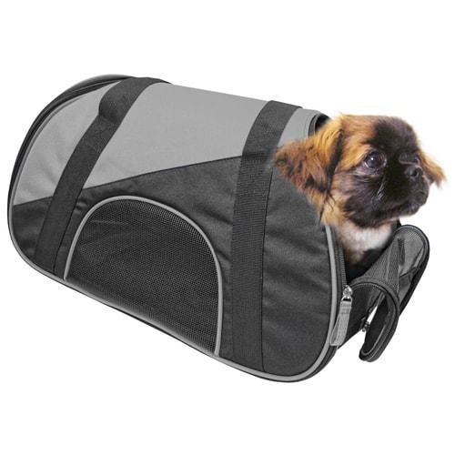 sac de transport pour chien et chat niche et sac de voyage chiens. Black Bedroom Furniture Sets. Home Design Ideas