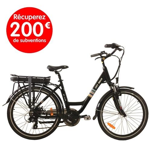 Vélo à assistance électrique CITYROAD 2017
