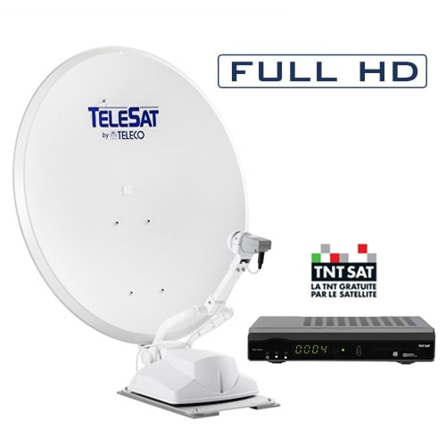 antenne satellite automatique teleco telesat65 d mo hd. Black Bedroom Furniture Sets. Home Design Ideas