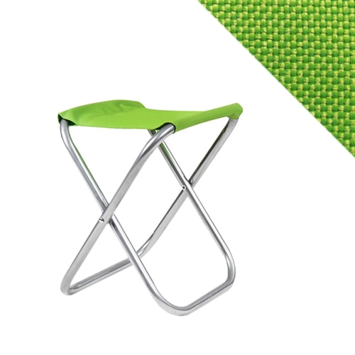 tabouret pliant palma vert id al pour vos enfants camping pic nic. Black Bedroom Furniture Sets. Home Design Ideas
