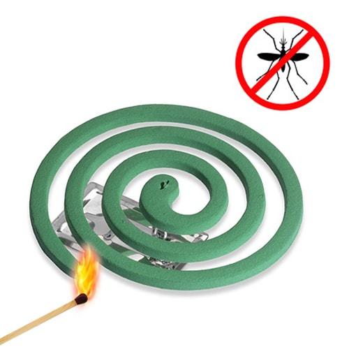 Spirales anti-moustiques par 10