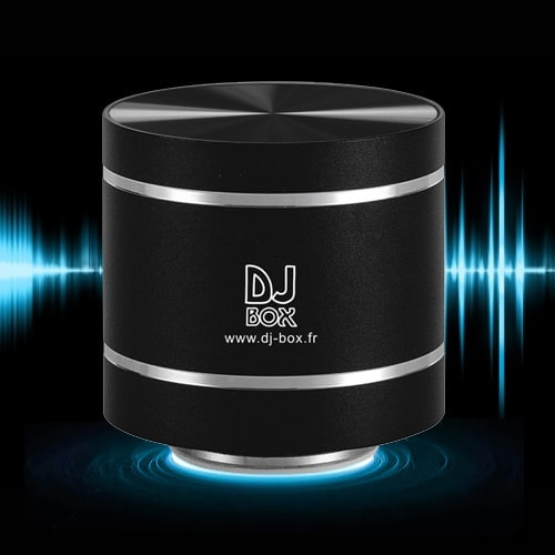 Radio haut parleur DJ BOX bluetooth
