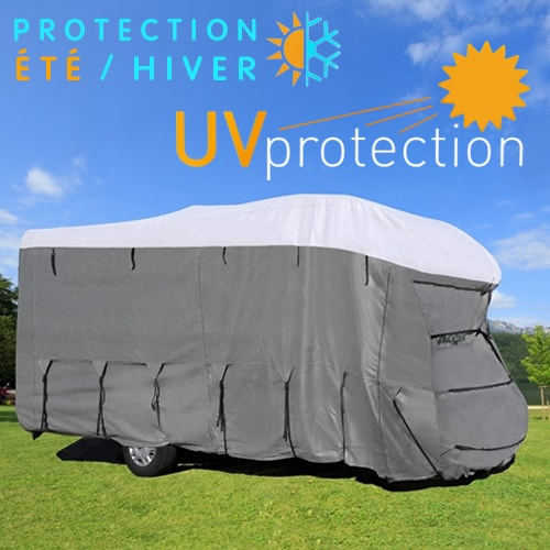 housse de camping car brunner 4 saisons 6m avec protection uv. Black Bedroom Furniture Sets. Home Design Ideas