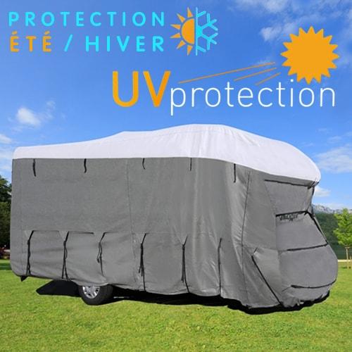 Housse Camping car Brunner 4 SAISONS 6m50 UV
