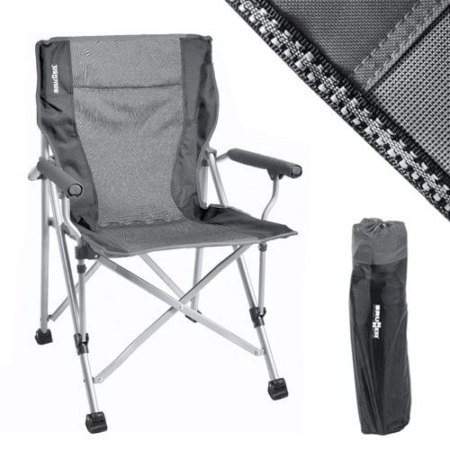 fauteuil de camping pliable raptor classic brunner. Black Bedroom Furniture Sets. Home Design Ideas