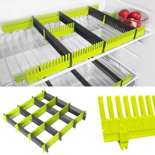 Organiseur de réfrigérateur PurVARIO 8 pièces