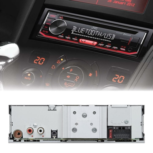 autoradio jvc kd r794bt bluetooth usb cd aux camping car voiture. Black Bedroom Furniture Sets. Home Design Ideas