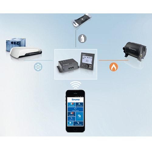 kit indicateur niveau gaz truma levelcontrol inet box. Black Bedroom Furniture Sets. Home Design Ideas