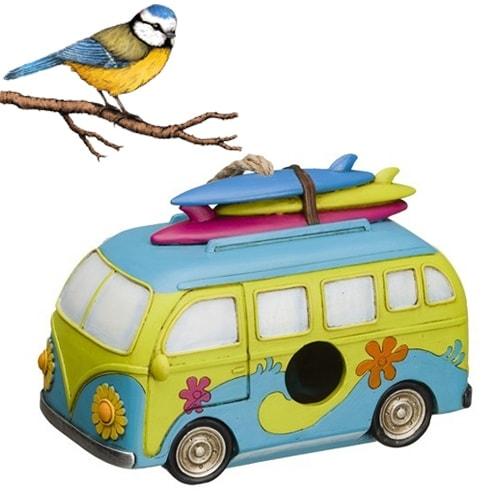 Cabane à oiseaux SURFING Campervan