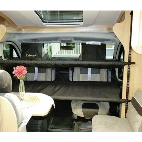 lits de cabine superpos s cabbunk twin 2 enfants fourgon camping car. Black Bedroom Furniture Sets. Home Design Ideas