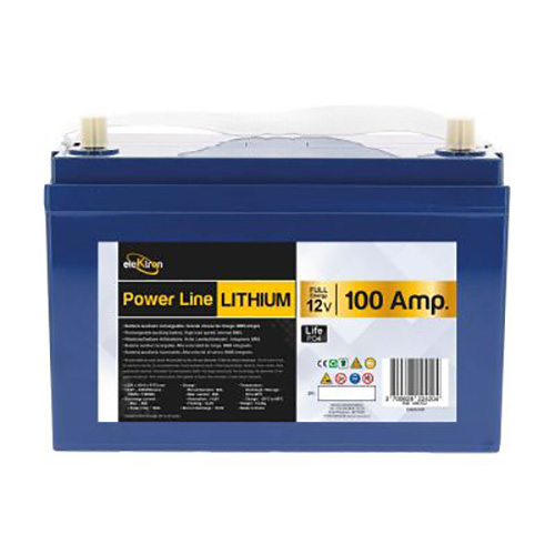batterie lithium super b 12v 100ah lifepo4 pour camping car. Black Bedroom Furniture Sets. Home Design Ideas