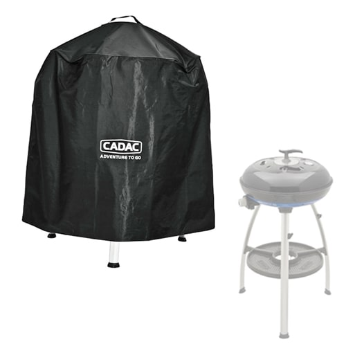 housse protection bbq cadac 47cm pour barbecue carri chef 2 camping. Black Bedroom Furniture Sets. Home Design Ideas