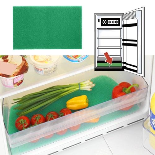 tapis de bac l gumes wenko 46 x 29 5 cm pour frigo de camping car. Black Bedroom Furniture Sets. Home Design Ideas