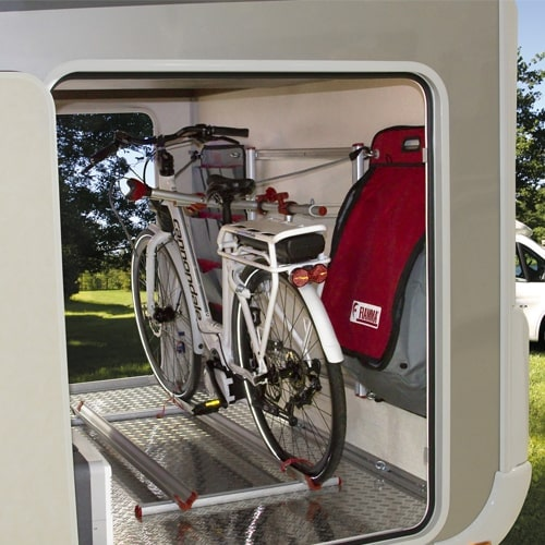 Kit modulable Porte vélos Fiamma GARAGE PACK PLUS