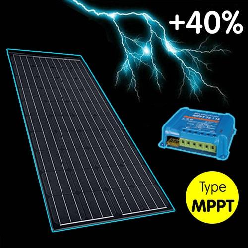 Panneau solaire Wing Perc INOVTECH 190W + MPPT