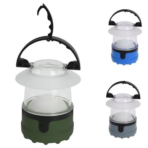 Lanterne de camping à piles 2 LED 3A