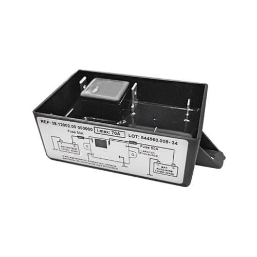 Coupleur de séparateur de batterie 12V