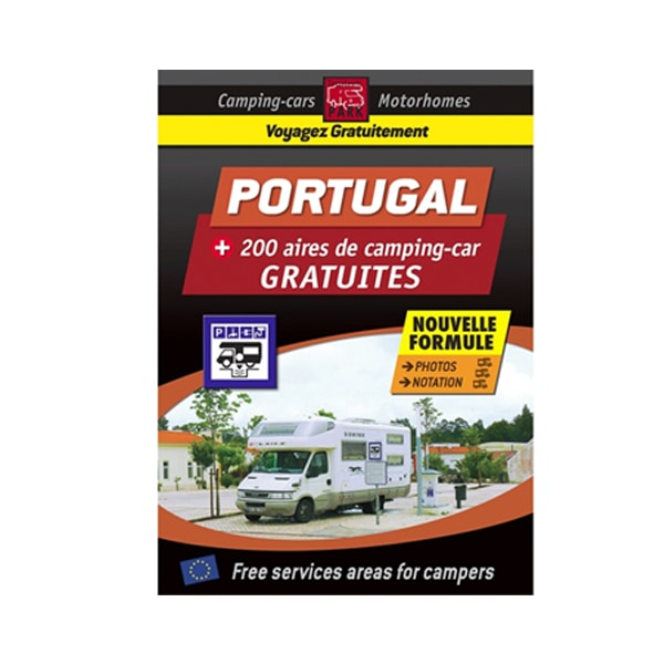 Guide PORTUGAL Aires de CC et parkings gratuits