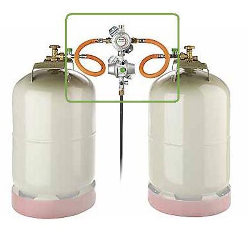 Inverseurs gaz duocomfort pour camping car et caravane - Distributeur de bouteille de gaz automatique ...