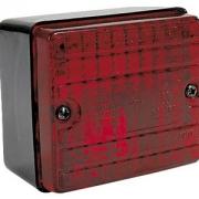 Feux de brouillard SN480 80x70 mm