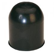 Cache boule attelage noir