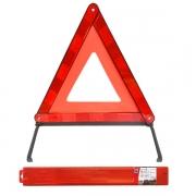 Triangle de pré signalisation pliable
