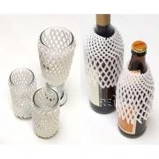 Set de 6 étuis protège bouteilles
