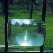 Lentille de Fresnel 250 x 220 mm