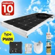 Kit complet panneau solaire ANTARION 75W