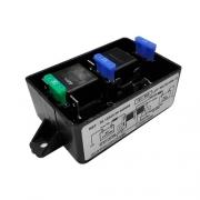 Coupleur séparateur de batteries avec relais frigo