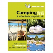 Guide Camping France 2018 et hôtellerie de plein air