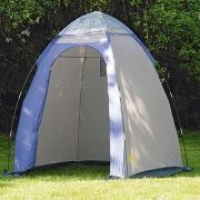 Tente cabine MALTA avec porte zippée