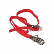 Sangle Strip Red Fiamma par 2