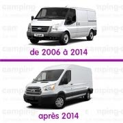 ISOPLAIR Ford Transit de 1994 à 2014