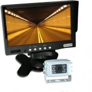 Caméra de recul LCD vision nocturne