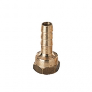 Raccord droit 3/8 pour tuyau souple diam 10mm