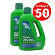 Elsan Organic 2L biodégradable lot de 2