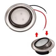 Spot 3 LED 12V 1W5 55 mm orientable