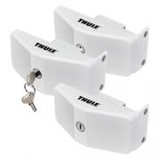 Serrure Door Frame Lock Thule - lot de 3