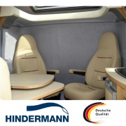 Thermo isolant Hindermann de Cabine Ford de 2007 à 2014