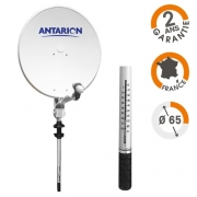 Antenne Satellite Antarion EASY65 sans démodulateur