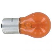 Lampe Bulbe 12V 21W BAU15S AMBRE