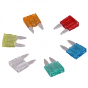 Lot de 6 mini fusibles