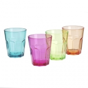 Lot de 4 verres 34 cl SODA