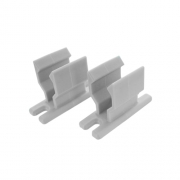Support manivelle (2) 15-18mm pour store Brustor