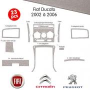 Tableau de bord ALU Ducato de 2002 à 2006